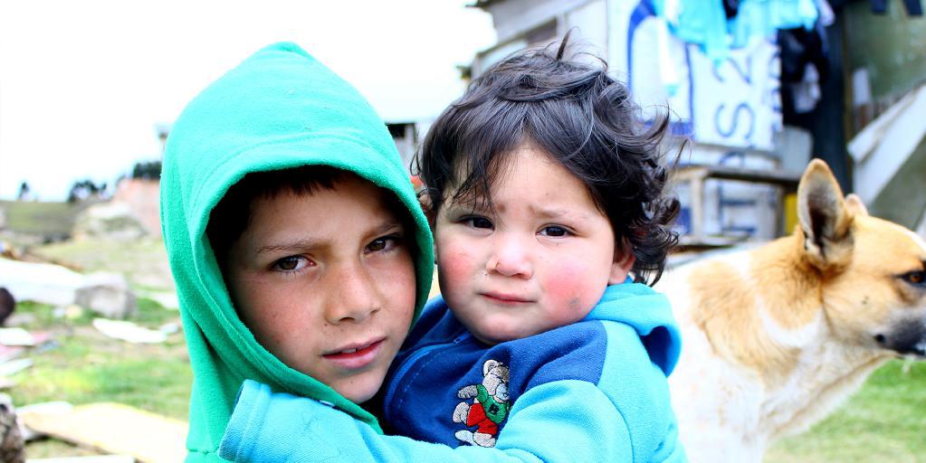 hischildren